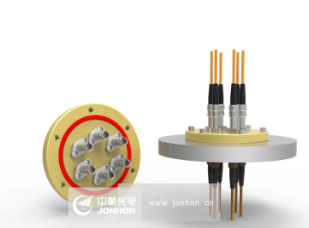 中航光电研发高压密封光纤连接器,可实现多路光信号的可靠传输