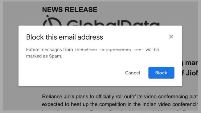 5个方法让你的GOOGLEGmail邮箱更加安全