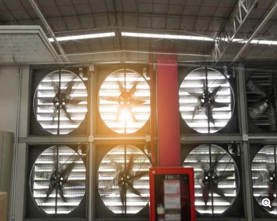 高压风机的工作原理