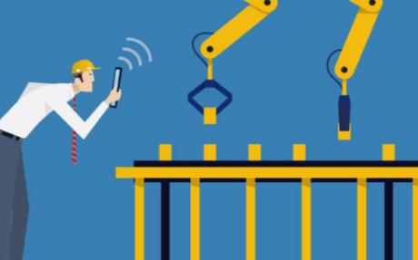 RFID读写器在工业自动化生产领域中的应用分析