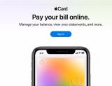 苹果已经推出了一个新的门户网站,用于管理其Apple Card信用卡