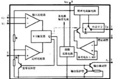 LM331电压频率变换器的资料简介和原理及应用说明