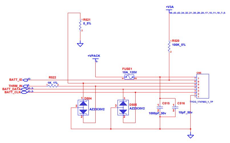 宏碁3105NWLC笔记本的电路原理图合集免费下载