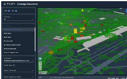 VIAVI推出5G网络的3D地理定位解决方案