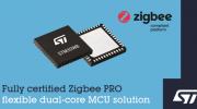意法半导体STM32WB无线微控制器现可支持Zigbee 3.0