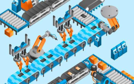 工業機器人的集成及應用解析