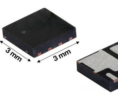 双片器件结合集成式肖特基二极管提高功率密度和效率