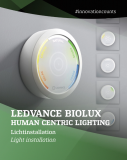 LEDVANCE BIOLUX HCL系统荣获2020德国创新奖