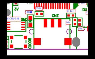F4飞行控制器系统的焊接装配文件