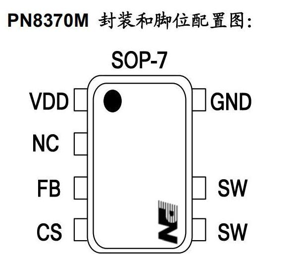 5V2.4A適配器ic方案解析