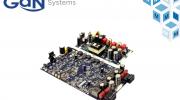 貿澤備貨GaN Systems的新款GS-EVB-AUD-xx1-GS 音頻評估板