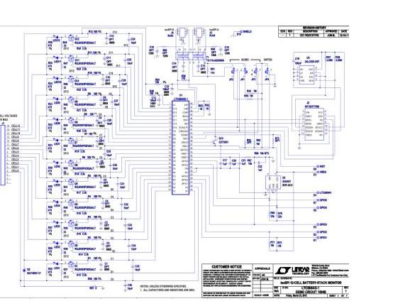 第三代多节电池组监视可编程三阶噪声滤波器16位Δ-ΣADC