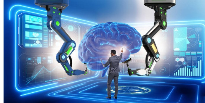 大数据分析和机器学习是数字化转型的过程中的两个重...