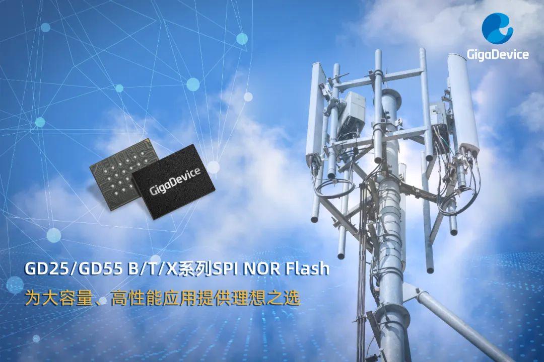 国产首款超高速8通道SPI NOR Flash产品介绍