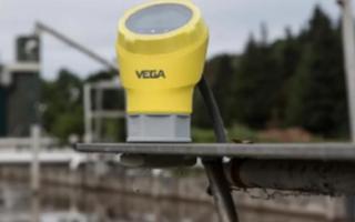 VEGA新一代緊湊型連續液位測量儀表在水/廢水行...