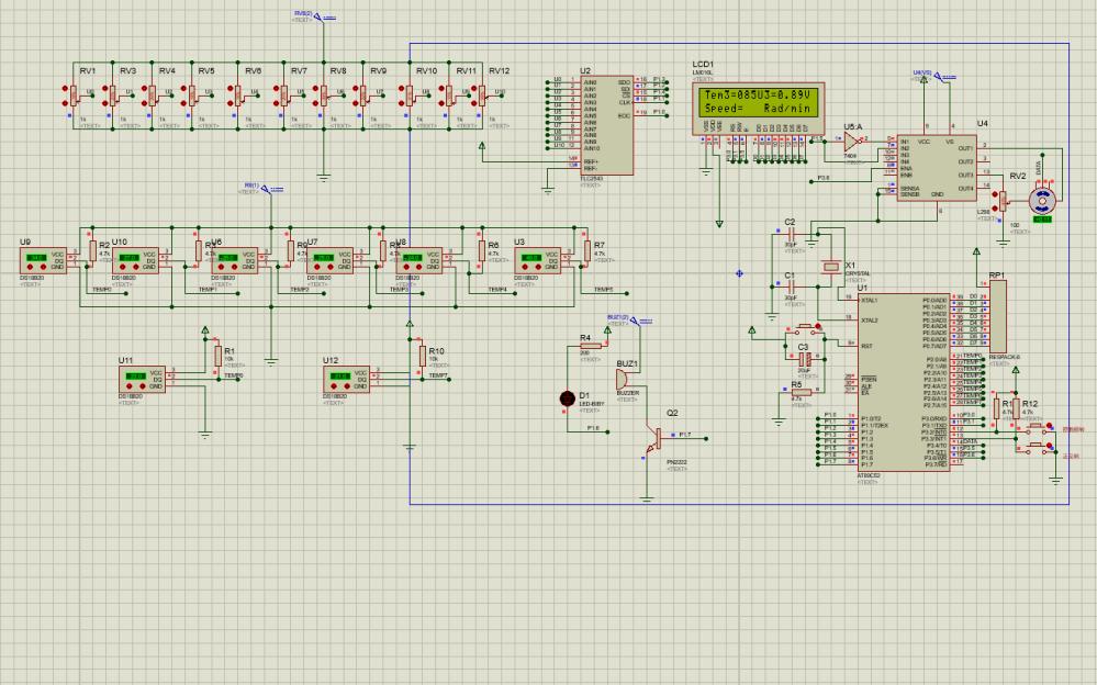 使用51单片机实现地下车库环境监控系统的设计论文和资料合集