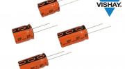 Vishay推出七款外形尺寸更小的ENYCAP?儲能電容器