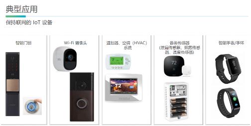 家庭电池供产品的联网主流首选 低功耗Wi-Fi