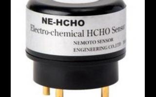 采用专用甲醛传感器实现测量室内甲醛浓度