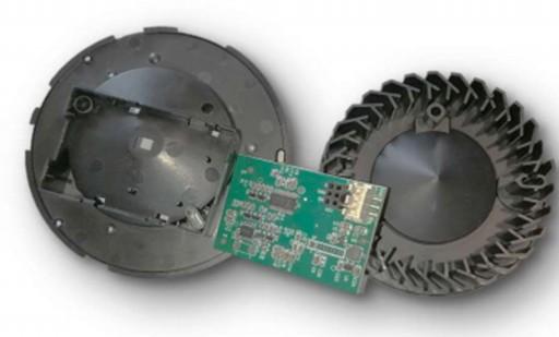 基于ADI ADPD188BI 双光源集成烟雾传感器的智能气体感测模块