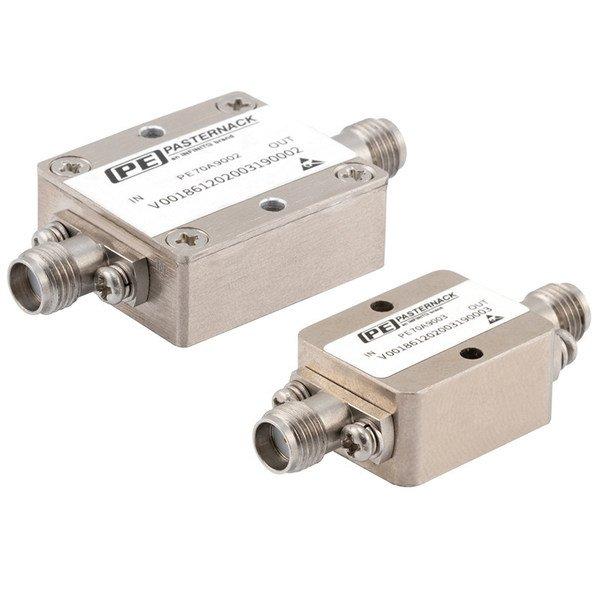 Pasternack发布正斜率均衡器系列新型,可安装在电路板应用中