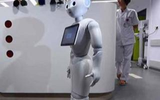 一个新的机器人来帮助对抗新型冠状病毒