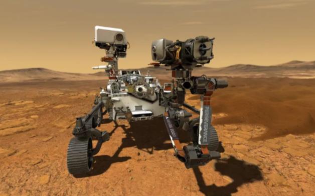 中國天問一號比美國火星車先行一步