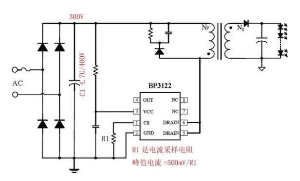 LED灯具内部的小电路板到底有什么用
