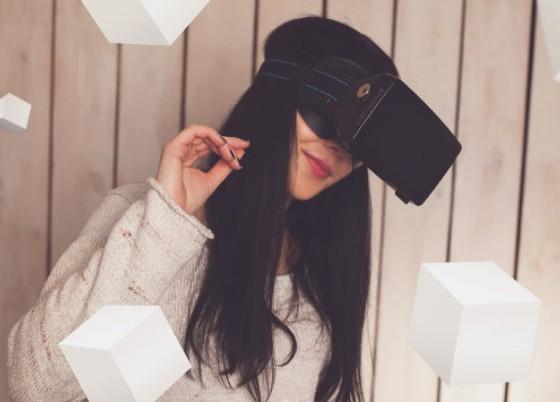 世界上最薄的VR眼镜