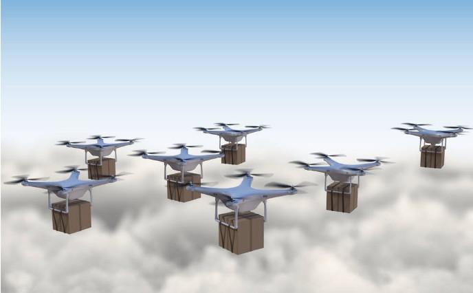 无人机领域给地面上使用无人系统带来了技术上的飞跃