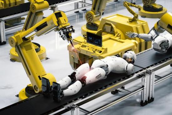 解析工业机器人四大家族