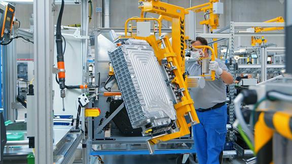 孚能科技专注于新能源车用锂离子动力电池及整车电池系统的研发