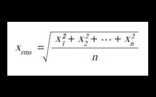 与RMS相关的5个信息,如何通过RMS结果滤波来提高精度