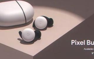 谷歌制造的活动中推出了第二代Pixel Buds
