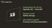 Imagination推出汽車行業最先進的XS圖形處理器(GPU)知識產權(IP)產品