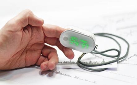 智能化的醫療血氧儀,讓健康生活觸手可及