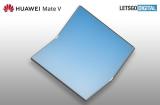 华为全新折叠屏产品Mate V