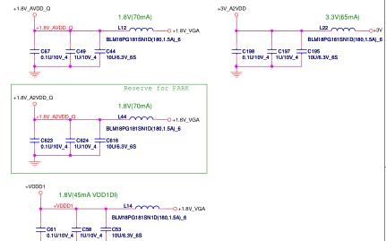 惠普CQ42笔记本的电路原理图免费下载