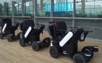 松下将在东京车站测试自动跟随机器人