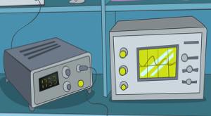 示波记录仪选择和连接探头时的注意事项有哪些