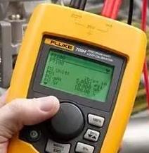 使用709H精密回路校准仪监测和维护控制设备和网络