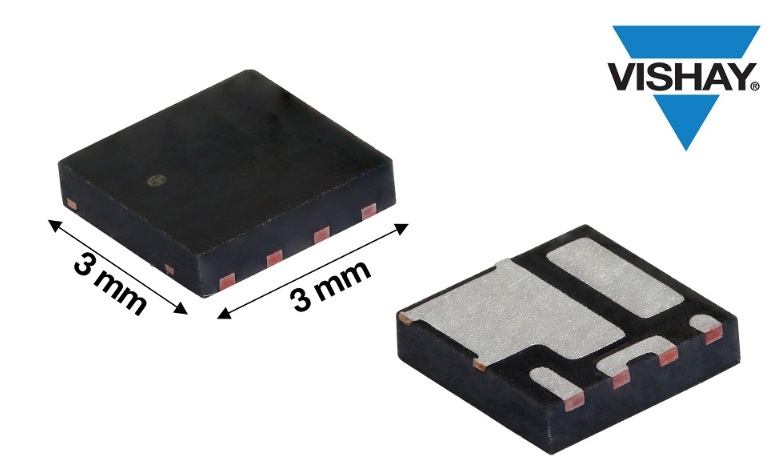 Vishay推出新款30V n溝道MOSFET半...