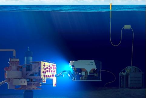 IT7600助力水下机器人作业