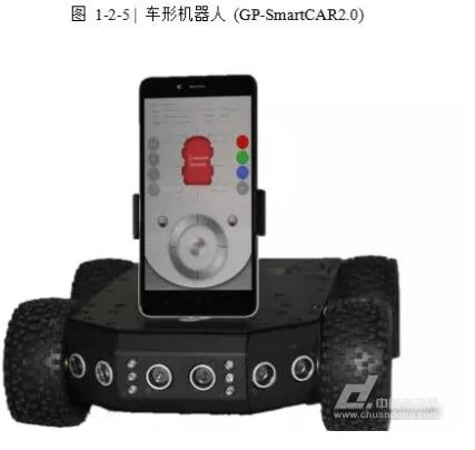 SmartCAR2.0内超声波传感器构成及工作方式