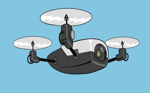 使用机器视觉实现无人机着陆技术的详细资料说明