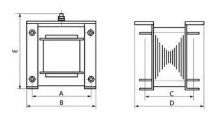 BK系列控制變壓器的數據手冊免費下載