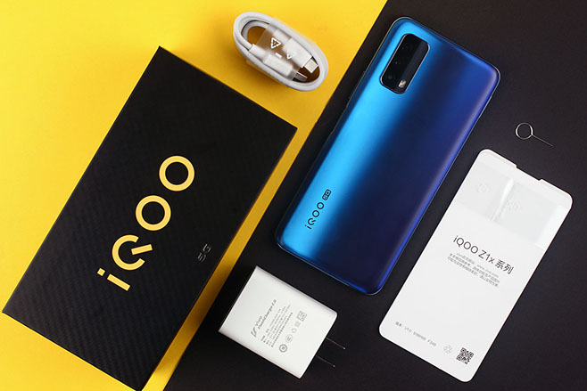 iqoo z1x值得買嗎?1598買到驍龍765G+120Hz刷新率+5000mAh大電池
