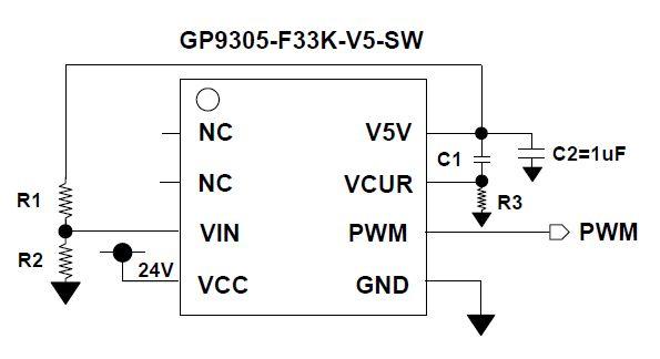 电磁阀驱动-专用芯片解决方案GP9305的说明