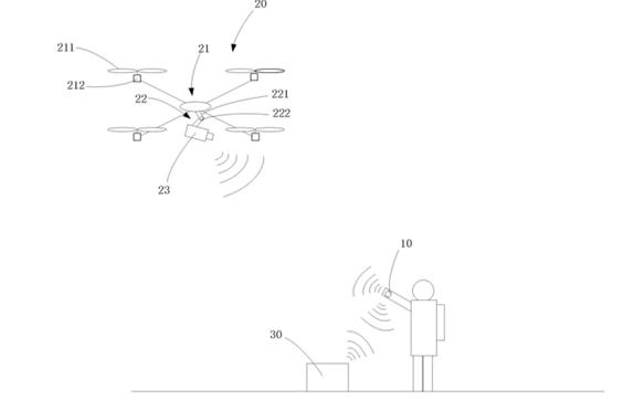 大疆推出可穿戴设备控制无人机