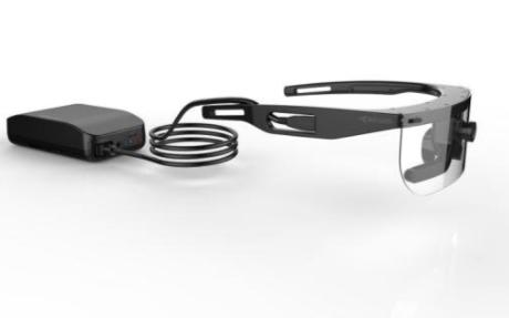 眼动追踪集成的眼镜,可将数据带入任何场景